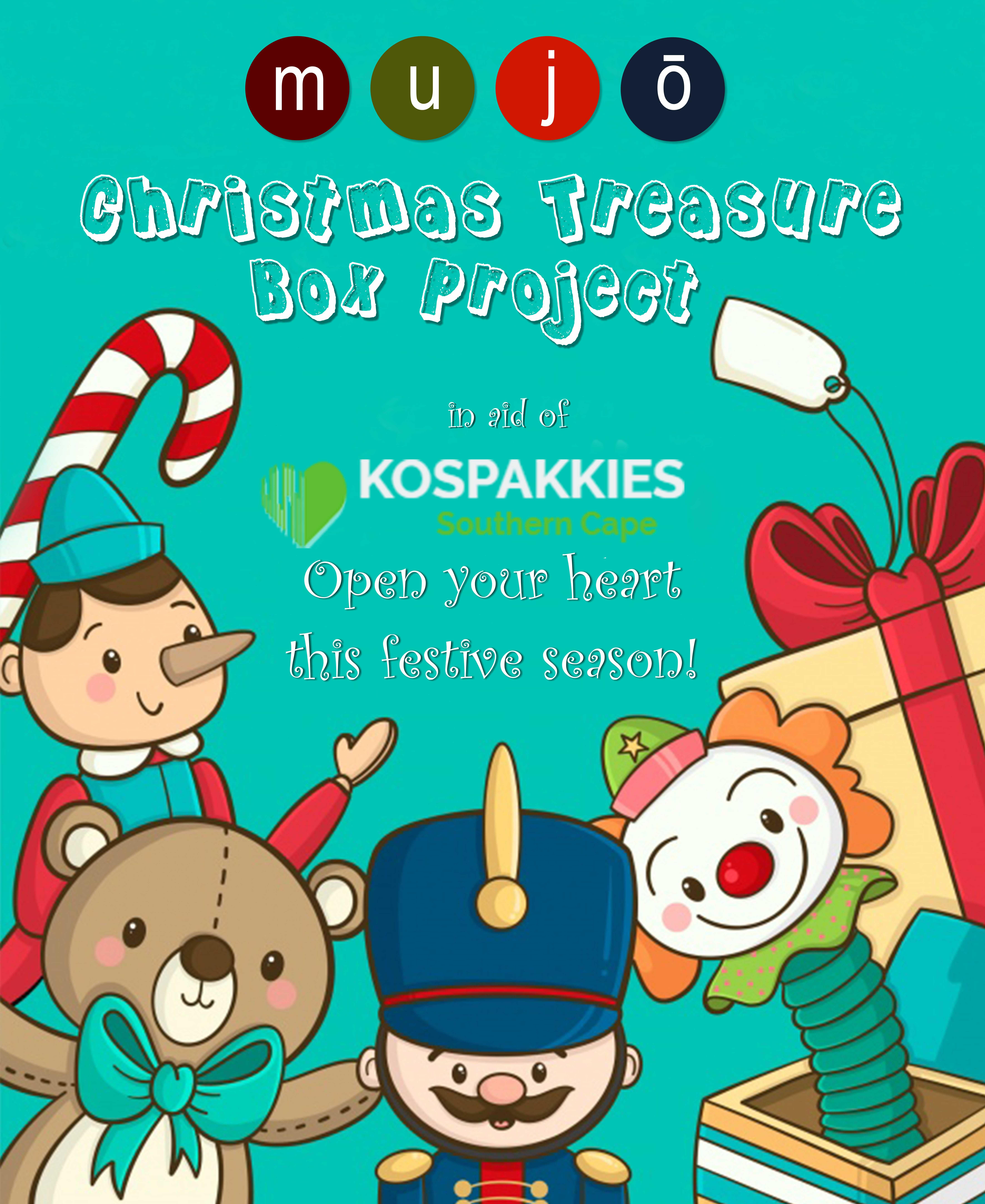 Christmas treasure box project